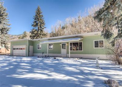 Green Mountain Falls Single Family Home Under Contract: 10782 Ute Pass Avenue