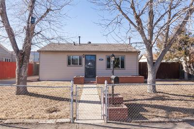 Arvada Single Family Home Active: 5275 Ingalls Street
