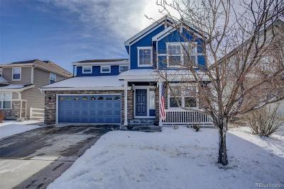 Aurora CO Single Family Home Active: $398,000