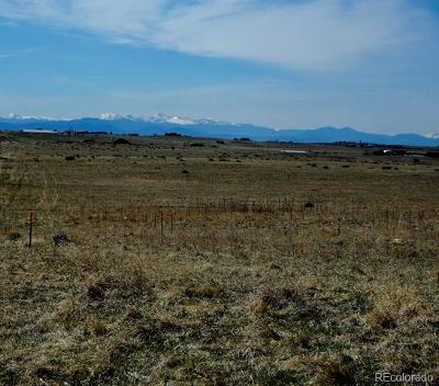 Parker Residential Lots & Land Active: 43465 Ptarmigan Road