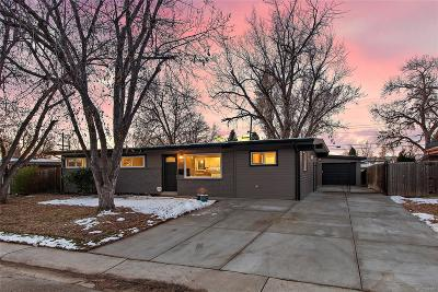 Arvada Single Family Home Active: 8510 Alta Vista Drive