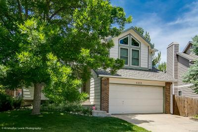 Castle Rock Single Family Home Active: 5233 East Prescott Avenue