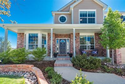 Highlands Ranch Single Family Home Active: 10634 Abbotswood Court
