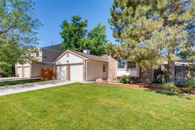 Aurora Single Family Home Active: 14543 East Wagontrail Drive