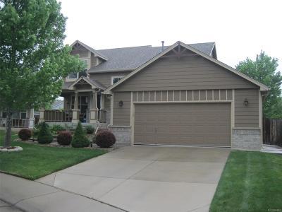 Thornton Single Family Home Active: 11680 Columbine Street