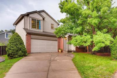 Highlands Ranch Single Family Home Active: 9352 Balsam Court