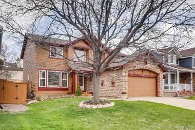 Highlands Ranch Single Family Home Active: 9234 Buttonhill Court