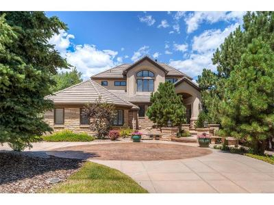 Lone Tree Single Family Home Active: 10171 Prestwick Trail