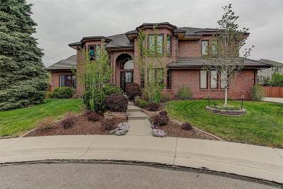 Centennial Single Family Home Active: 15593 East Prentice Lane