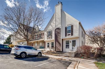 Lakewood Condo/Townhouse Active: 9806 West Cornell Place