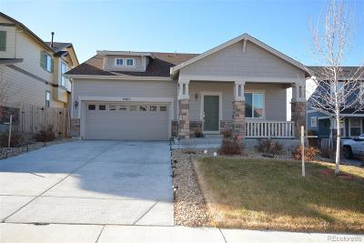 Arapahoe County Single Family Home Active: 6465 South Harvest Street