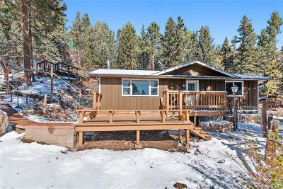 Conifer, Evergreen Single Family Home Under Contract: 30986 Kings Valley Way