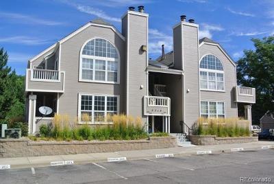 Lakewood Rental Active: 5715 West Atlantic Place #202