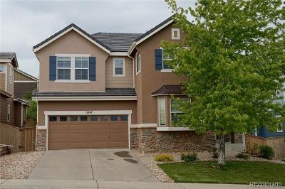 Highlands Ranch Single Family Home Active: 11047 Chesmore Street