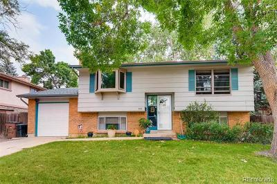 Westminster Single Family Home Active: 9560 Meade Street