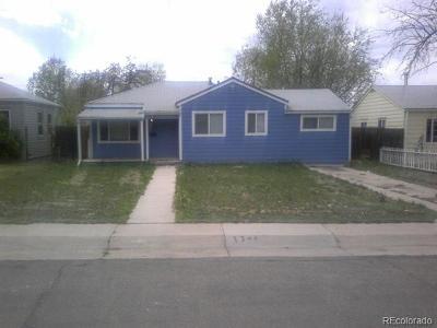 Aurora, Denver Single Family Home Active: 1709 Iola Street