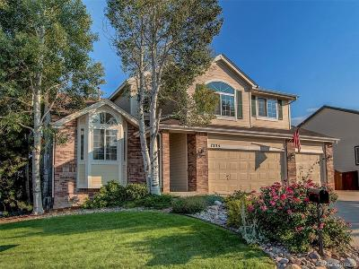 Arvada Single Family Home Under Contract: 7235 Nile Street