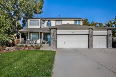 Arvada Single Family Home Active: 6919 Otis Court