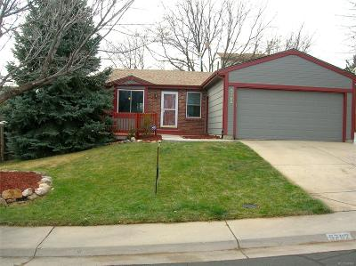 Arvada Single Family Home Active: 5762 West 75th Place