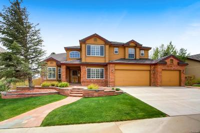 Superior Single Family Home Active: 1735 Eldorado Circle