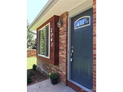 Aurora CO Single Family Home Active: $347,000