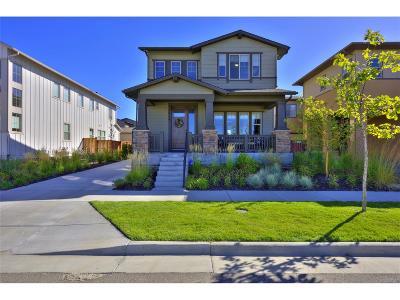 Denver Single Family Home Active: 9034 East 51st Avenue