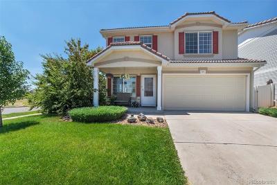 Denver Single Family Home Active: 5561 Ensenada Street