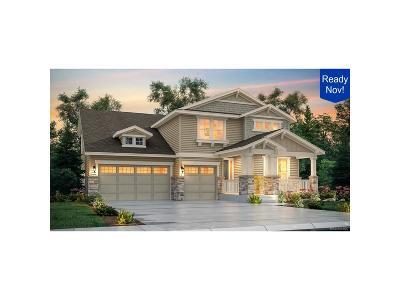 Aurora Single Family Home Active: 7820 South Blackstone Parkway