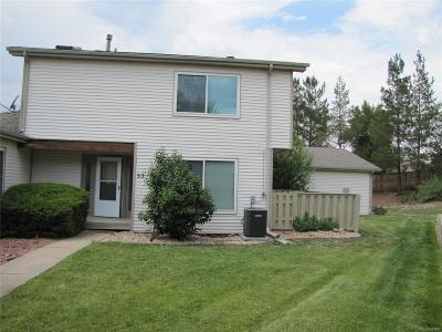 Castle Rock Condo/Townhouse Active: 33 Mountain Shadows Court