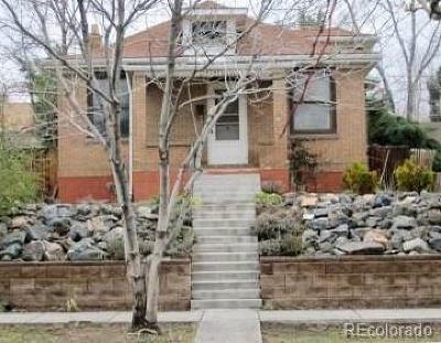 Denver CO Rental Active: $1,800
