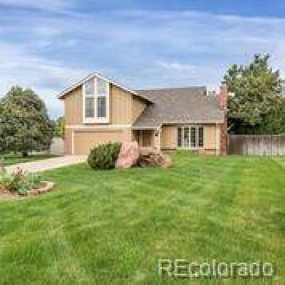 Centennial CO Single Family Home Under Contract: $599,900