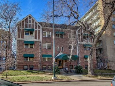 Alamo Placita, Capital Hill, Capitol Hill, Governor's Park, Governors Park Condo/Townhouse Active: 963 North Logan Street #17