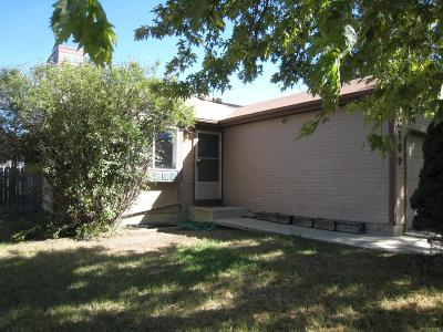 Longmont Single Family Home Under Contract: 2160 Tulip Street