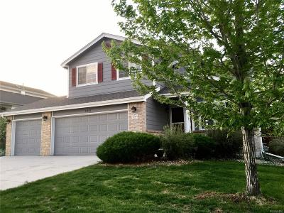 Parker Single Family Home Active: 21845 Whirlaway Avenue