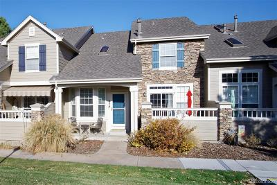 Castle Pines CO Condo/Townhouse Under Contract: $360,000