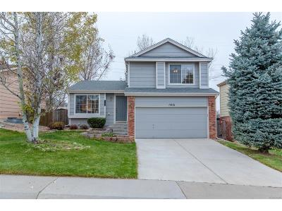 Parker Single Family Home Under Contract: 11416 Rodeo Circle