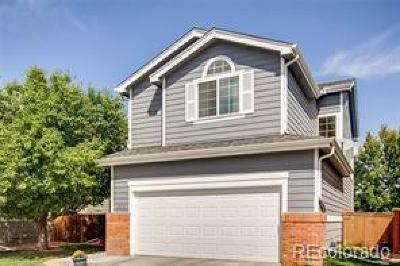 Highlands Ranch CO Single Family Home Active: $464,850
