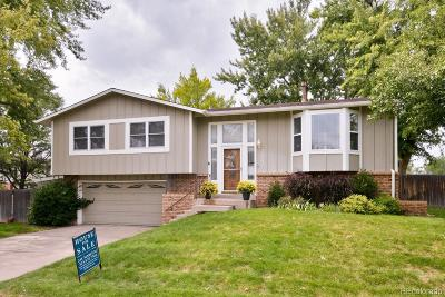 Littleton Single Family Home Active: 7067 South Pierce Court