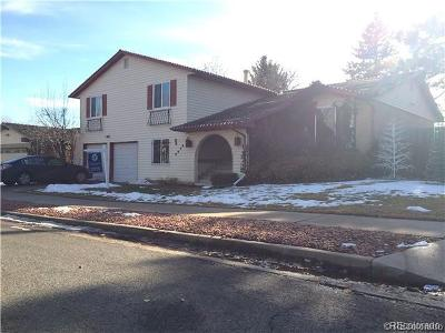 Arvada Single Family Home Under Contract: 7076 West 83rd Way