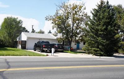 Brighton Single Family Home Under Contract: 365 North 11th Avenue