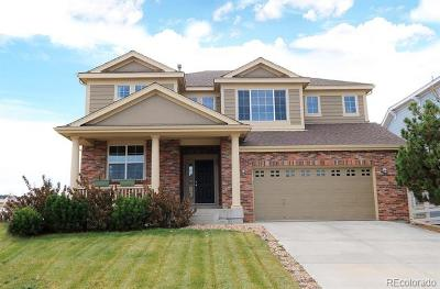 Castle Rock Single Family Home Active: 3886 Eagle Tail Lane