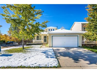 Parker Single Family Home Active: 8883 Greengrass Way
