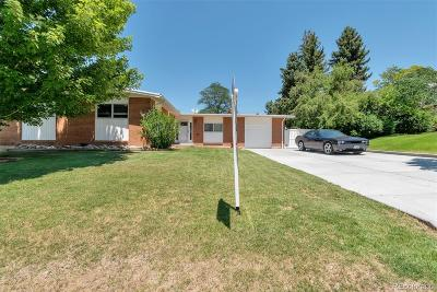 Centennial Single Family Home Active: 985 East Costilla Way