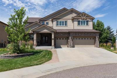 Aurora Single Family Home Active: 8241 South Shady Grove Court