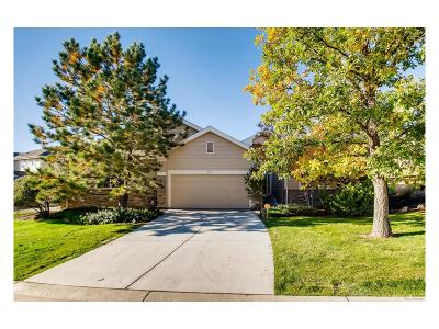 Castle Pines Condo/Townhouse Under Contract: 1419 Pineridge Lane