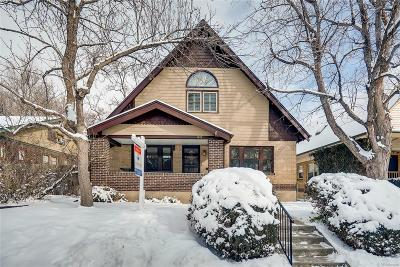 Washington Park Single Family Home Under Contract: 1408 South Race Street