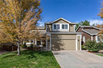 Highlands Ranch Single Family Home Active: 381 English Sparrow Drive