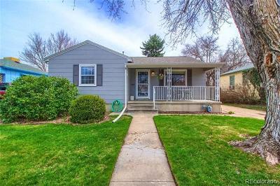 Denver Single Family Home Active: 2538 South High Street