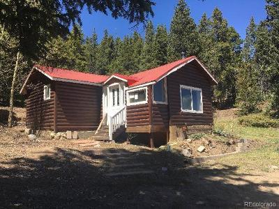 Park County Single Family Home Active: 71 Aspen Way