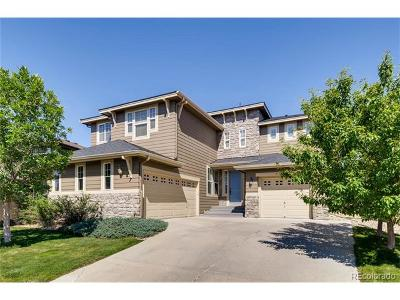 Highlands Ranch Single Family Home Active: 3552 Whitford Drive